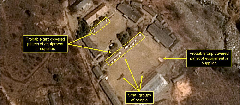 朝鮮完成豐溪里核試驗場拆除工作