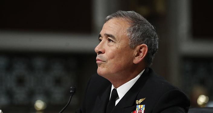 美国太平洋司令部司令哈里斯