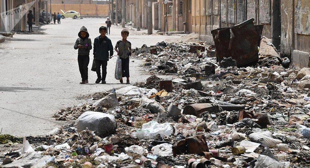 消息人士:几乎就叙利亚4个安全区的文件达成共识