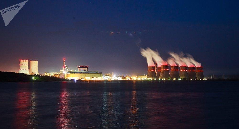 俄罗斯核电站