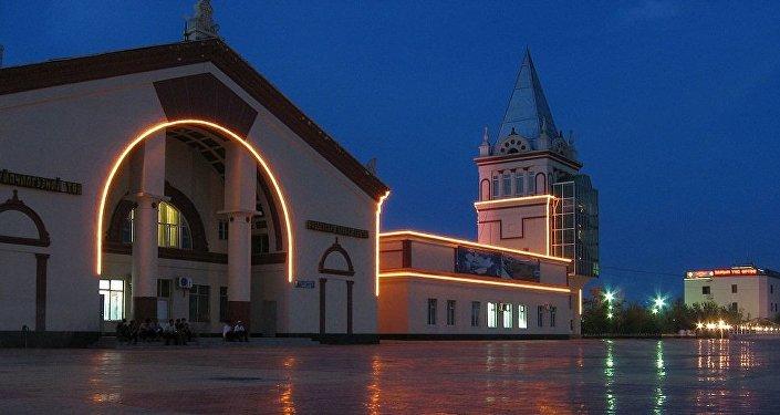 蒙古国扎门乌德市