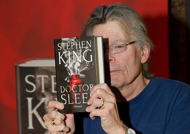 美国作家斯蒂芬·金