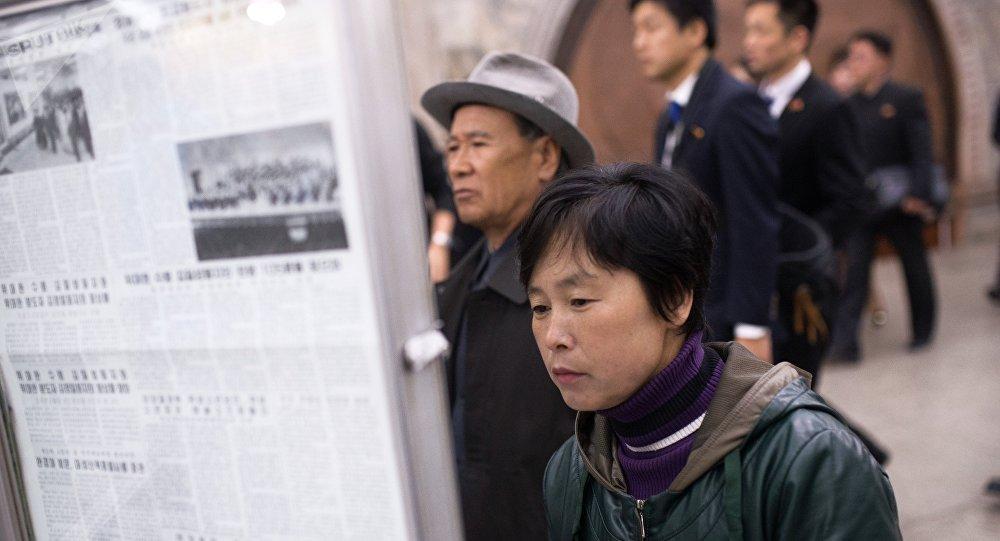 媒体:朝鲜媒体大量删除批评首尔的文章