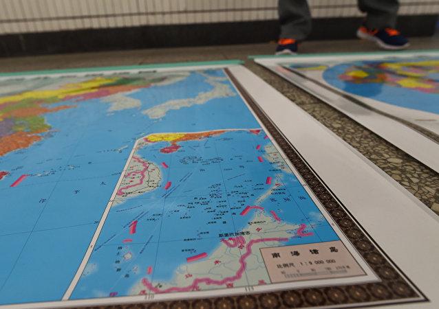 中国限制外国人参与中国的地图制作