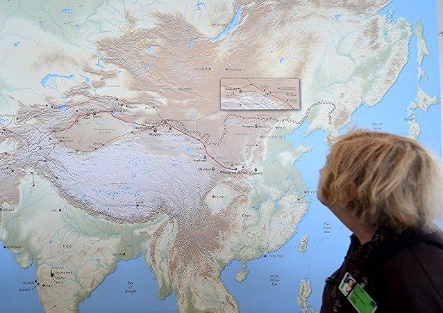专家:俄罗斯对于中国丝路项目实施抱有的期望尚未得到满足