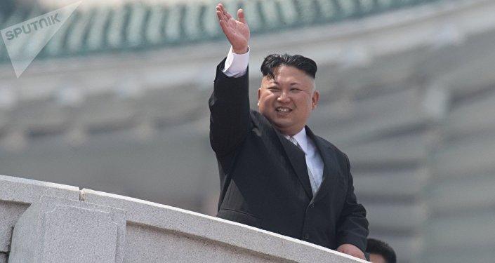 朝鲜领导人责令本国科学家加强核实力