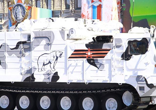 铠甲-SM防空火炮导弹系统