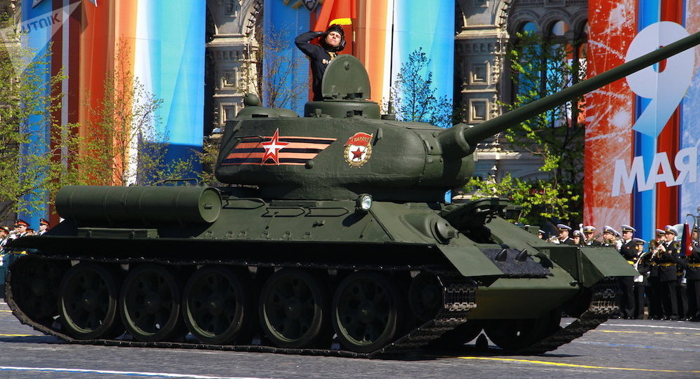 俄罗斯电影《T-34坦克》荣获中国成龙国际动作电影周奖项