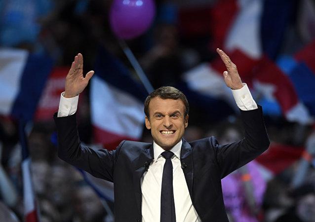 俄杜马副主席称马克龙的胜利是法国对外政策不变的保障
