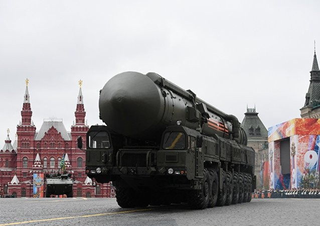 媒体:俄战略核力量的现代化武器占比已达81%