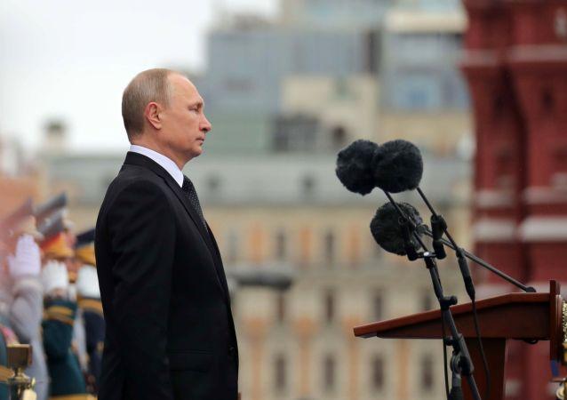 普京:俄罗斯武装力量能够击退任何可能侵略