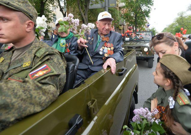 民調:俄羅斯人認為5月9日是個全民節日