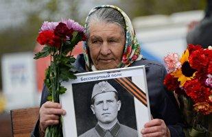 普京:胜利日永远是俄罗斯神圣的日子
