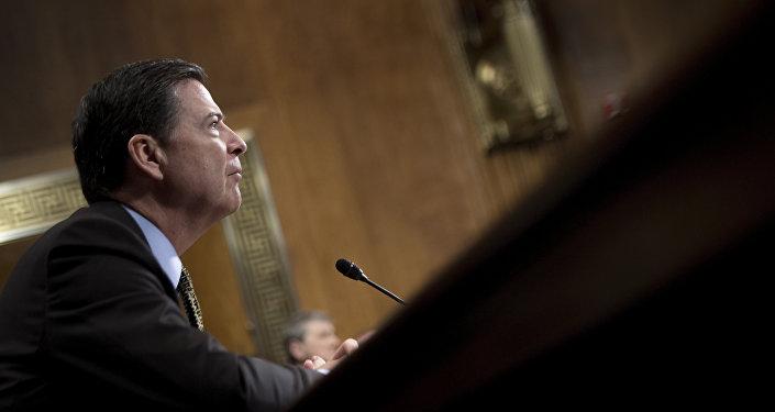 美國聯邦調查局局長詹姆斯∙科米