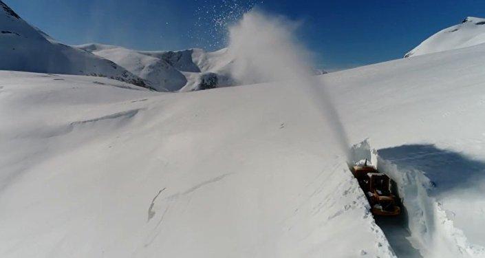 清雪也可以这么美!