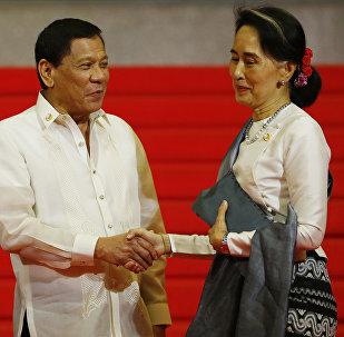 """中国的""""一带一路""""会把东南亚国家领导人引向何处?"""