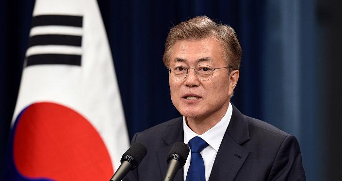 韓國總統否認可能在該國部署核武器
