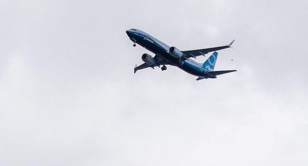 媒体:波音737max飞机因引擎问题暂停试飞