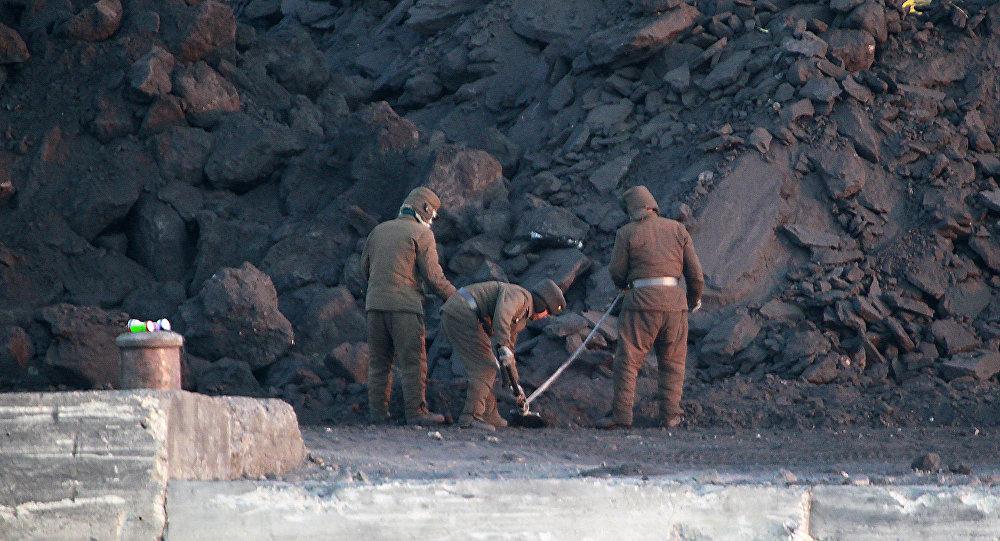 美国务卿呼吁阻止向朝鲜走私石油和煤炭