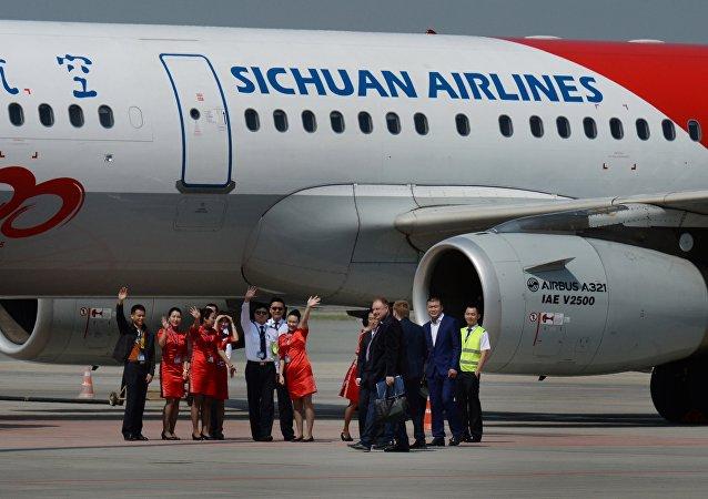 2017年俄滨海边疆区共接待约45万名中国游客