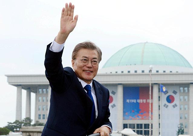 俄萨哈林州行政长官愿在韩新总统执政下与该国加强合作
