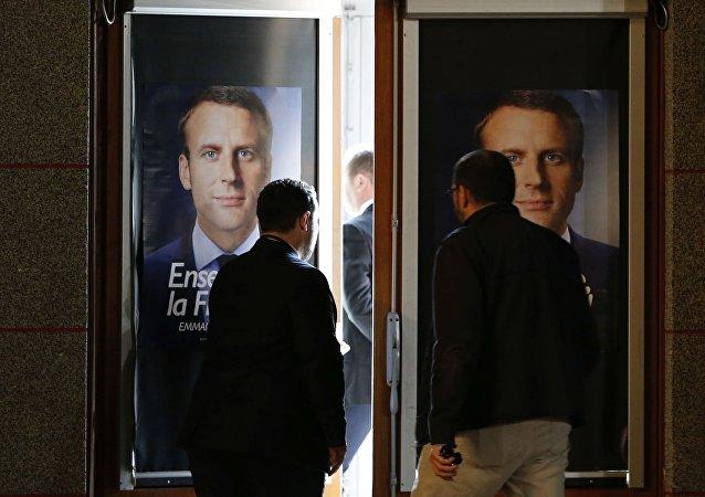 媒体:法总统与保守党达成组阁协议并确定总理人选