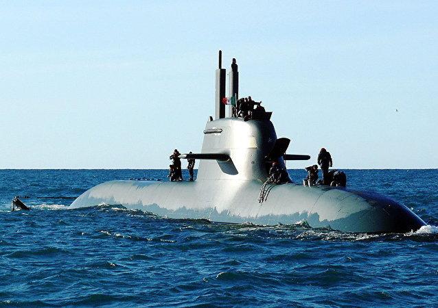 """意大利""""斯西勒""""(Scirè)号潜艇"""