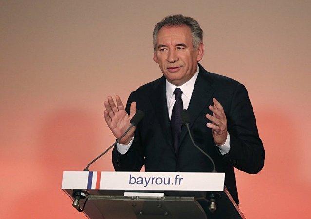 法国民主运动党领袖贝鲁