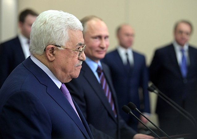 阿巴斯将于2月对俄罗斯进行访问