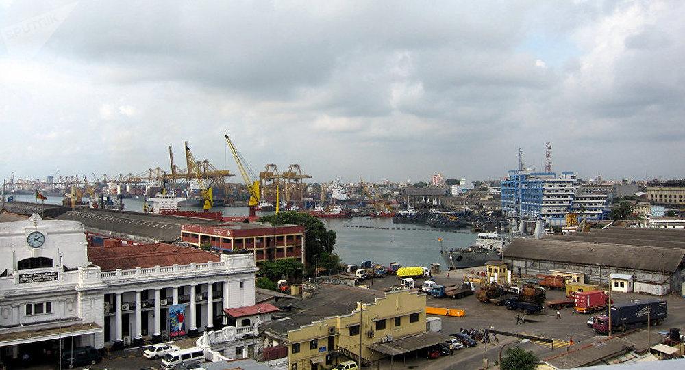 斯里蘭卡和中國簽訂11.2億美元港口租賃協議