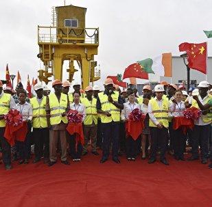 """俄专家:非洲人否认中国在非""""搞新殖民主义""""论调"""