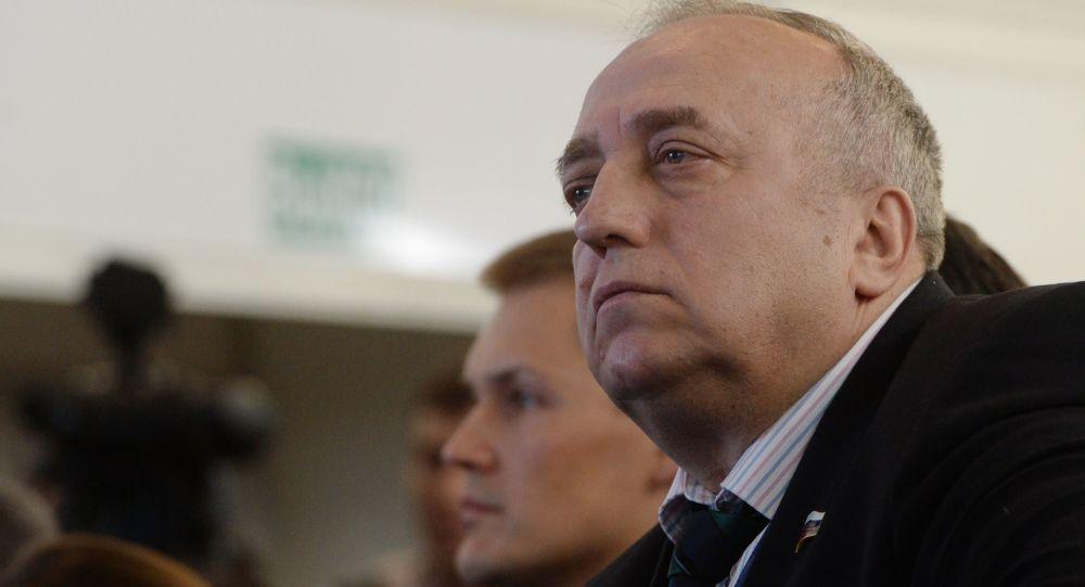 俄罗斯联邦委员会国防与安全委员会第一副主席弗朗茨·克林采维奇