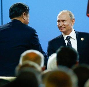 普京称习近平访俄将成为两国双边议程的关键事件