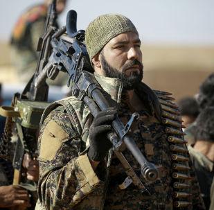 媒體:「敘利亞民主力量」救出250名平民