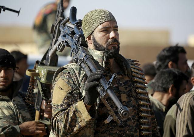 库尔德武装叙利亚民主力量