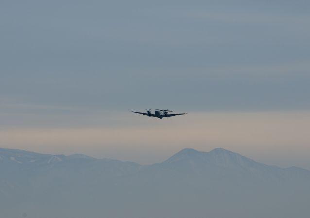 媒体:日本航空自卫队侦察机于北海道失事