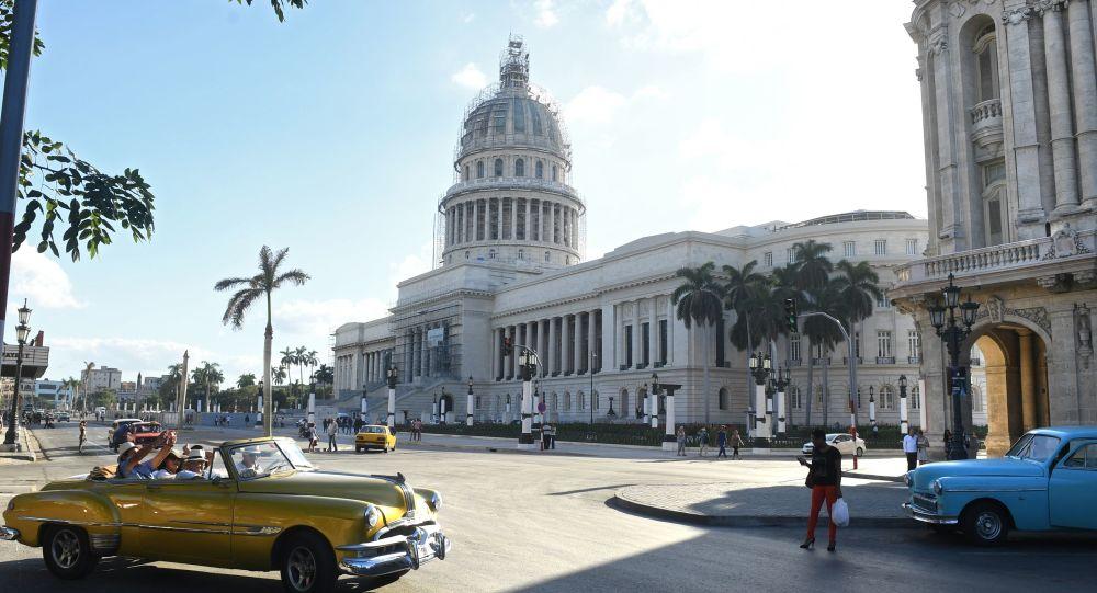 古巴外长:美对古巴采取新措施是违反国际法