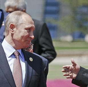 俄专家:俄中是欧亚运输革命的动力
