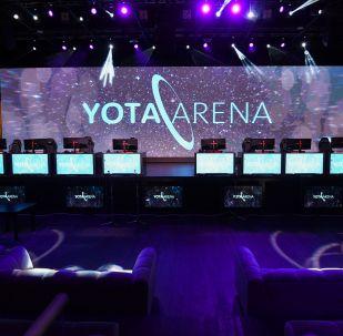 欧洲最大电竞馆Yota Arena即将揭幕