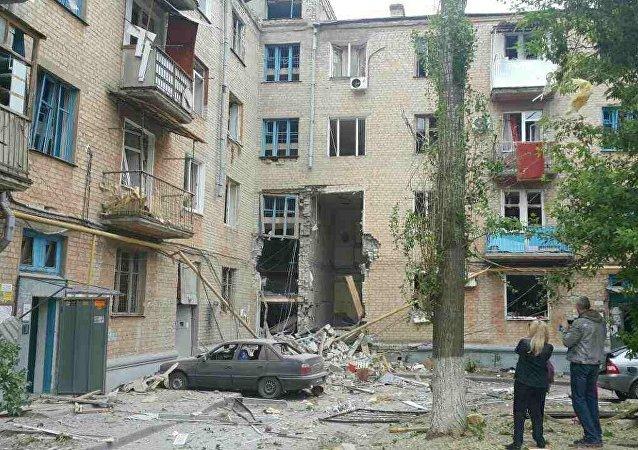 消息人士:俄伏尔加格勒房屋燃气爆炸死亡人数上升至4人