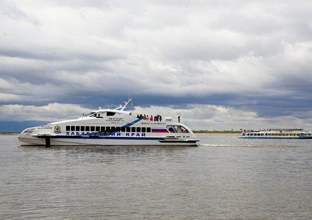 俄符拉迪沃斯托克将于11月推出前往韩国束草的新游轮路线
