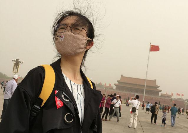 气候学家:中国空气中缺少灰尘反而使污染更严重