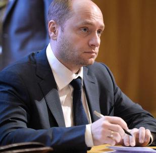 俄罗斯远东发展部长亚历山大·加卢什卡