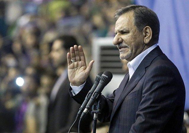伊朗第一副总统贾汉吉里