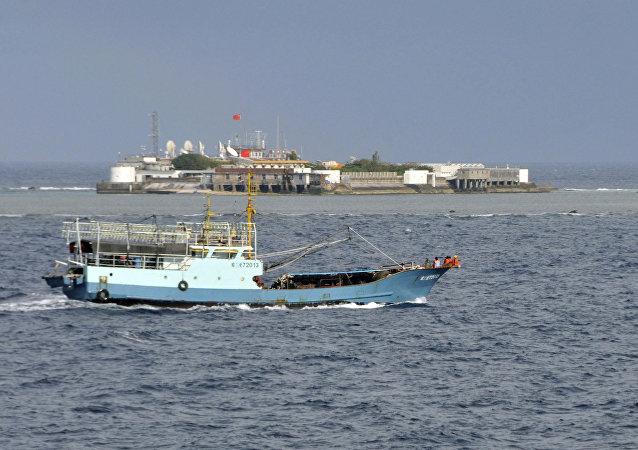 海南省万艘渔船16日将赴南海开展捕捞作业