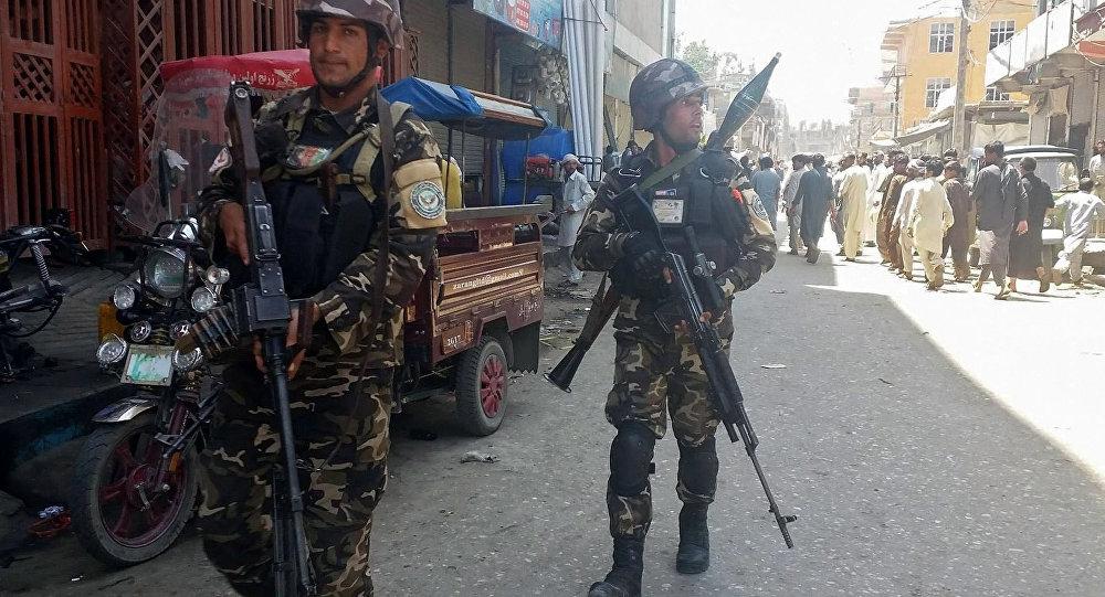 阿富汗东部国家广电大楼附近发生爆炸