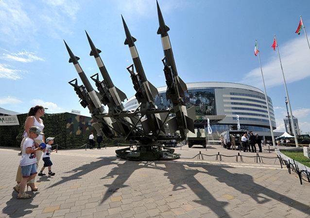 MILEX-2014国际防务装备展/资料图片/