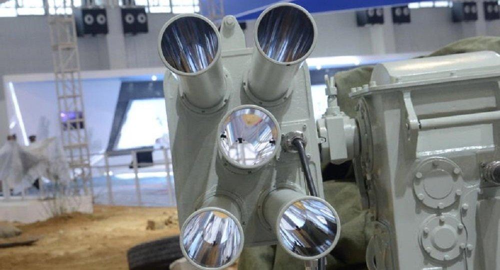 CS/AR1型反蛙人火箭炮