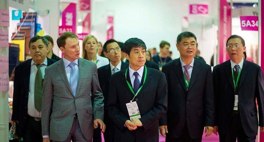 中國消費品品牌展