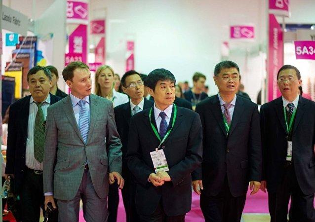 中国消费品品牌展